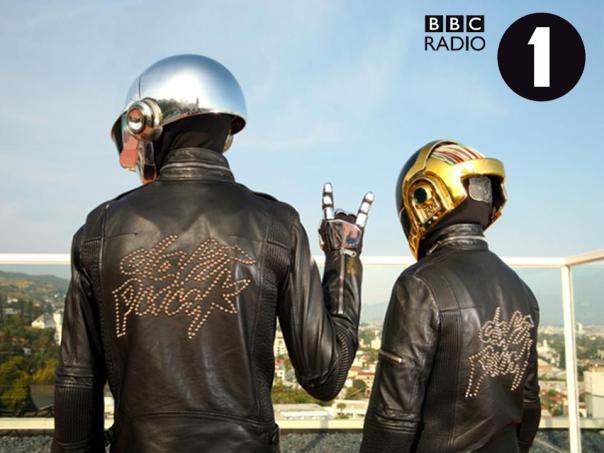 BBC-Radio-1-Daft-Punk