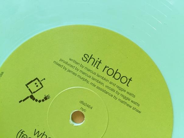 shit robot