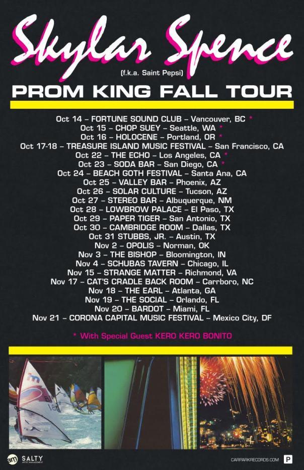 skylar tour