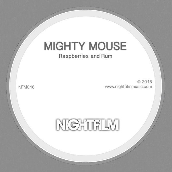 MIghty Mouse - Raspberries and Rum ARTWORK 600